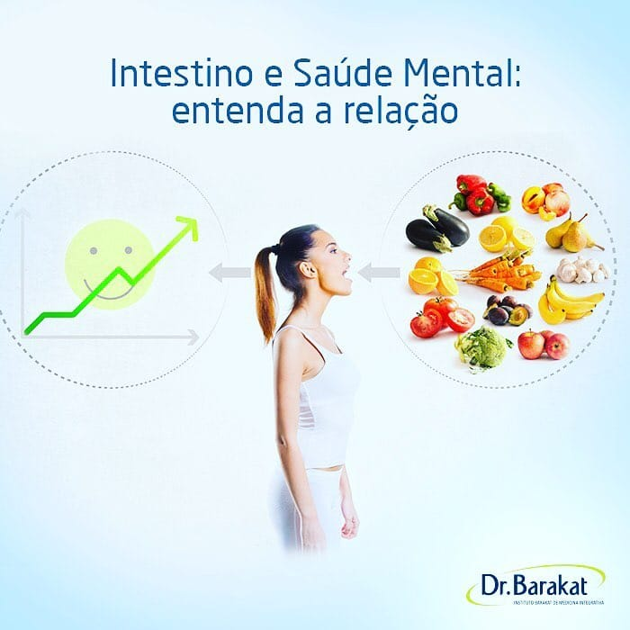 Intestino e Saúde Mental