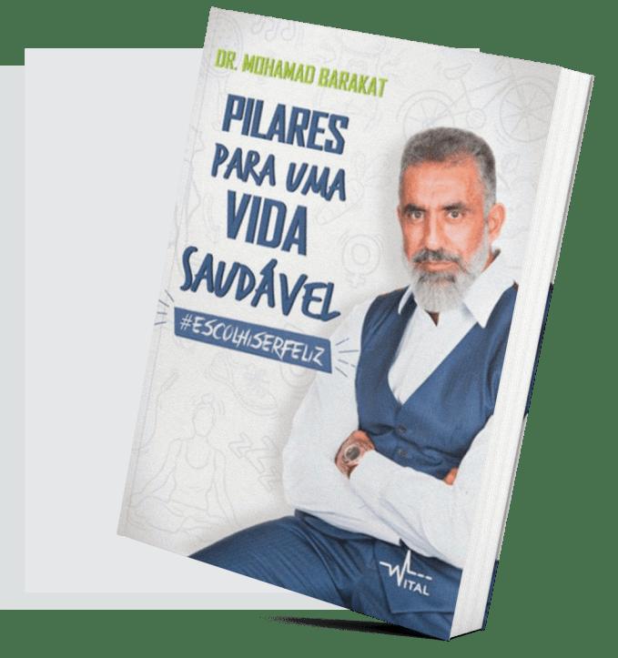 Conheça os livros do Dr. Barakat e alcance uma vida mais saudável em sua totalidade com as dicas do Instituto Barakat de Medicina Integrativa.
