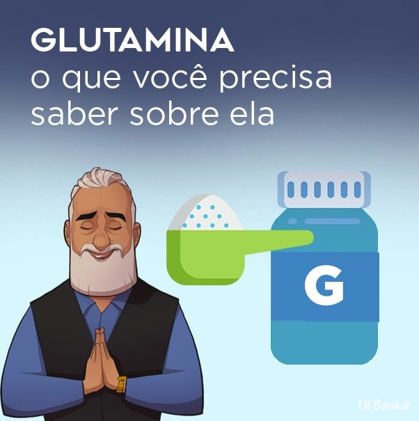 O que é Glutamina