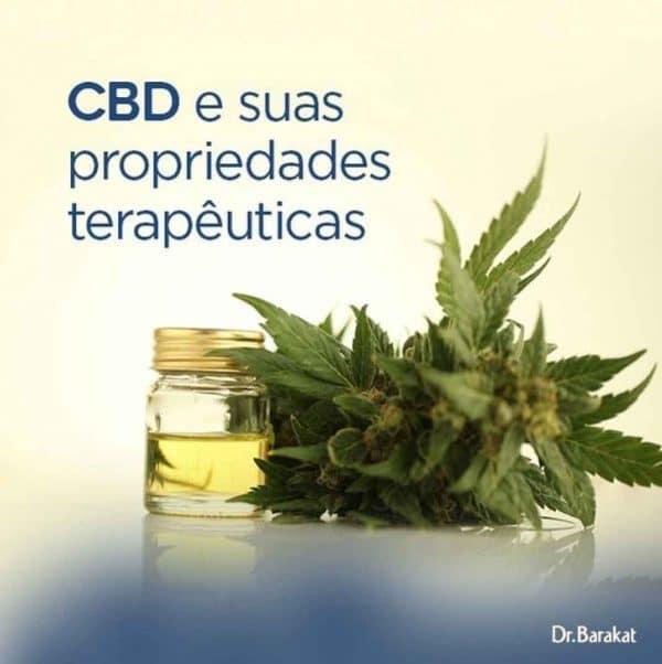 CBD e Suas Propriedades Terapêuticas